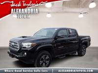 Certified Pre-Owned 2016 Toyota Tacoma TRD Sport 4WD 4D Double Cab