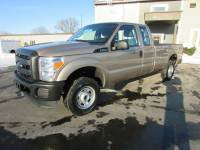 Used 2012 Ford F-250 4x4 Ext-Cab Pickup