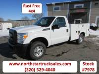 Used 2015 Ford F-250 4x4 Service Utility Truck