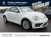 2019 Volkswagen Beetle Final Edition SE