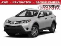 2013 Toyota RAV4 4WD Limited SUV