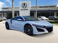 Used 2017 Acura NSX Base in West Palm Beach, FL