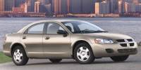 PRE-OWNED 2005 DODGE STRATUS SDN SXT FWD 4DR CAR
