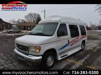 2003 Ford Econoline Cargo Van E-150 HADICAP VAN