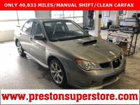 Used 2007 Subaru Impreza WRX Sedan in Burton, OH