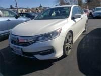 2017 Honda Accord Sport w/Honda Sensing Sedan Front-wheel Drive serving Oakland, CA