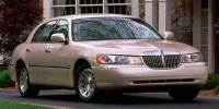Pre-Owned 1998 LINCOLN Town Car 4dr Sdn Cartier