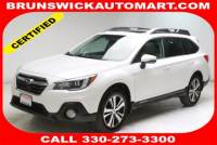 Certified Used 2018 Subaru Outback 3.6R Limited in Brunswick, OH, near Cleveland