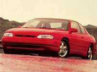 PRE-OWNED 1995 CHEVROLET MONTE CARLO Z34 FWD 2D COUPE