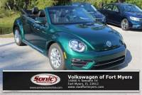 Used 2018 Volkswagen Beetle S Auto Convertible in Fort Myers