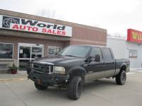 2004 Ford F-250 SD Crew Cab 4WD