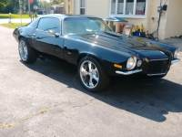 1973 Chevrolet Camaro -468 BIG BLOCK/4SPD-10 BOLT-NICE COLOR-PRO TOURING LOOK-VIDEO