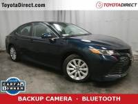 2018 Toyota Camry LE Sedan Front-wheel Drive