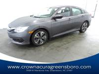 Pre-Owned 2016 Honda Civic Sedan EX-T in Greensboro NC
