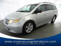 Pre-Owned 2012 Honda Odyssey Touring in Greensboro NC