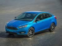 2016 Ford Focus SE Sedan Front-wheel Drive in Waterford