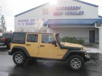 Used 2014 Jeep Wrangler Unlimited Rubicon 4x4 SUV For Sale Bend, OR