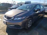 Used 2014 Honda Civic LX for sale in Fremont, CA