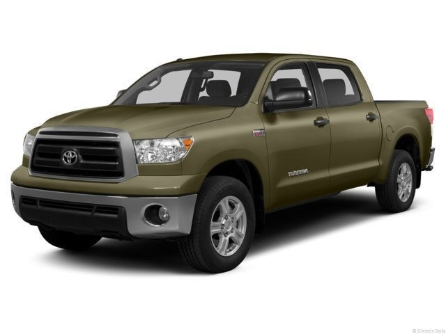 Photo 2013 Toyota Tundra 4WD Truck TRD Rock Warrior w Navigation Pickup Truck