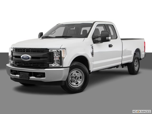 Photo Used 2018 Ford F-250 Truck Crew Cab V-8 cyl For Sale in Surprise Arizona
