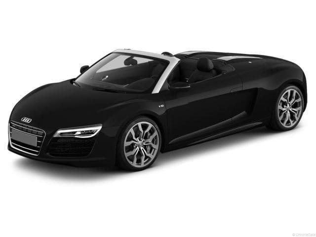 Photo Used 2014 Audi R8 5.2 Convertible for Sale near Atlanta, GA
