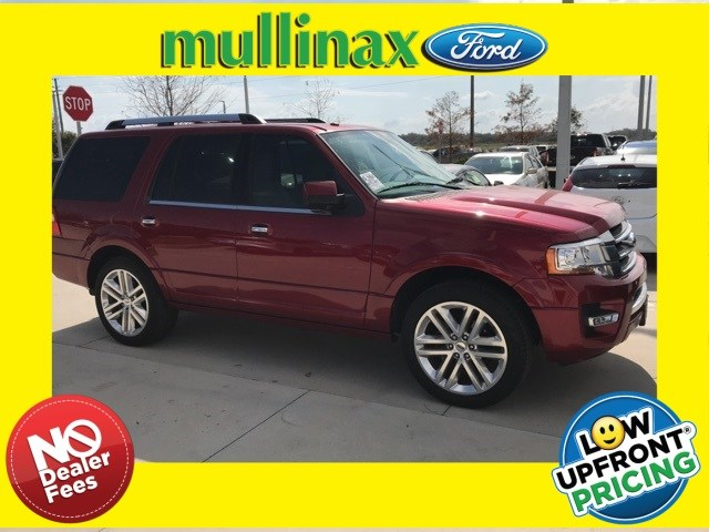 Photo Used 2015 Ford Expedition Limited W 22 Wheels, Power Running Boards SUV V-6 cyl in Kissimmee, FL