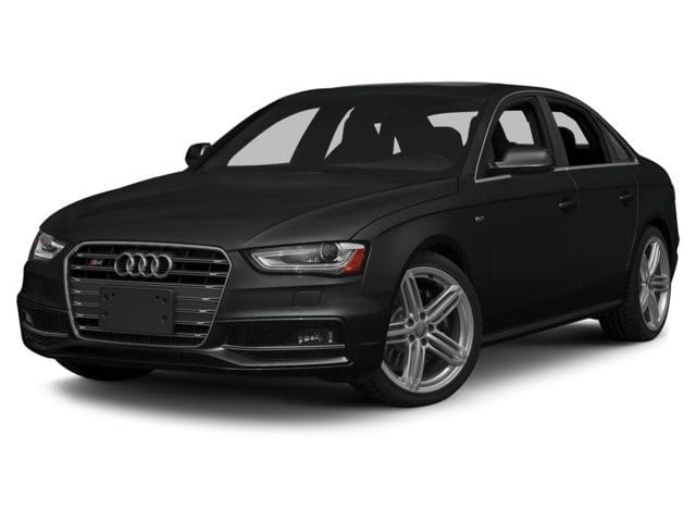 Photo Used 2015 Audi S4 S4 QUATTRO W PREMIUM  PACKAGE, NAVIGATION SEDAN .