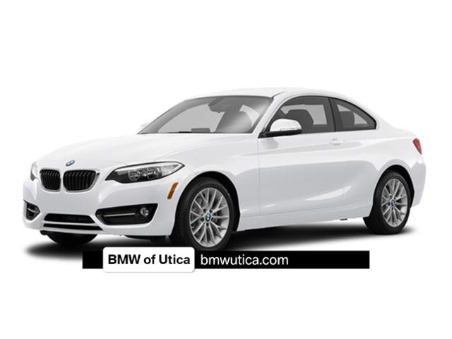 Photo Used 2016 BMW 2 Series 2dr Cpe 228i Xdrive AWD Car in Utica, NY