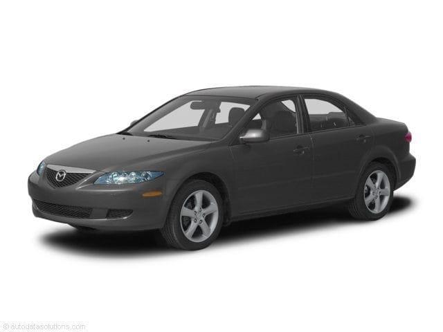 Photo Used 2004 Mazda Mazda6 Sedan i in Houston, TX