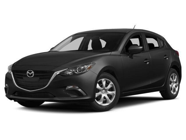 Photo Pre-Owned 2015 Mazda Mazda3 i Touring in Greensboro NC