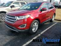 Certified Used 2015 Ford Edge SEL SUV V-6 cyl All-wheel Drive in Tulsa