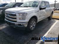 Certified Used 2017 Ford F-150 King Ranch Crew Cab Pickup 8 4WD in Tulsa