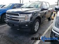 Certified Used 2018 Ford F-150 Platinum Crew Cab Pickup 6 4WD in Tulsa