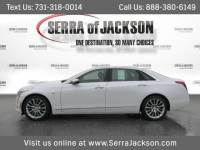 Certified Pre-Owned 2018 Cadillac CT6 3.6L Premium Luxury in Jackson, TN