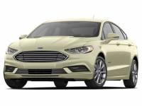 2018 Ford Fusion Hybrid SE Sedan I-4 cyl