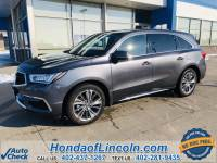 Pre-Owned 2017 Acura MDX 3.5L AWD 4D Sport Utility