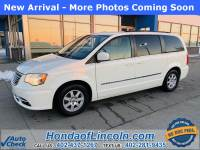 Pre-Owned 2012 Chrysler Town & Country Touring FWD 4D Passenger Van
