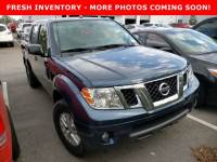 Used 2016 Nissan Frontier SV Pickup