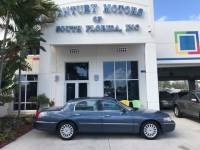 2005 Lincoln Town Car Signature Leather Seats CD Alloy Wheels Power Windows