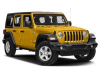 New 2019 Jeep Wrangler Unlimited Sport 'S' | Heated Seats and Steering Wheel | Remote Start 4WD Convertible