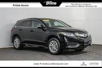 2018 Acura RDX V6 AWD with Technology Package