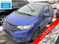 Pre-Owned 2015 Honda Fit EX-L With Navigation