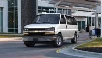 Pre-Owned 2016 Chevrolet Express Passenger 3500 Regular Wheelbase Rear-Wheel Drive 1LT