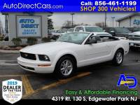 2006 Ford Mustang 2dr Conv Premium