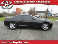 Used 2014 Chevrolet Camaro LT Coupe