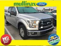 Used 2015 Ford F-150 XLT Truck SuperCrew Cab V-6 cyl in Kissimmee, FL