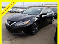 2018 Nissan Altima 2.5 SR w/Navigation/Specialedition Sedan