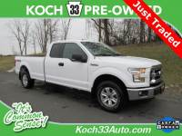 Pre-Owned 2016 Ford F-150 XLT Super Cab 4WD
