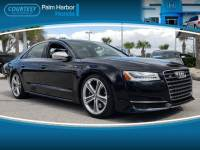Pre-Owned 2015 Audi S8 4.0T (Tiptronic) Sedan in Tampa FL
