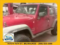 2010 Jeep Wrangler Unlimited Sport SUV For Sale in Madison, WI
